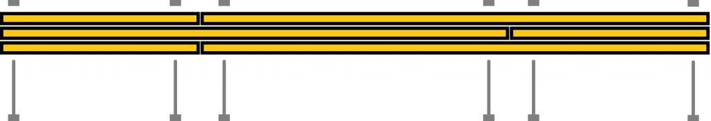 Сборный брус